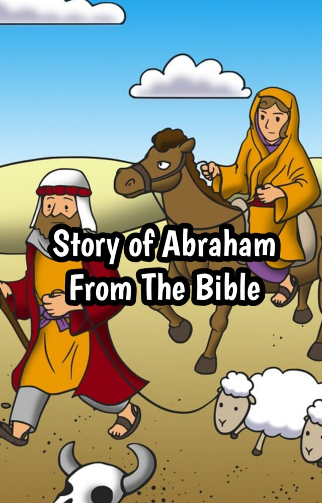 Abraham Bible Story in Hindi
