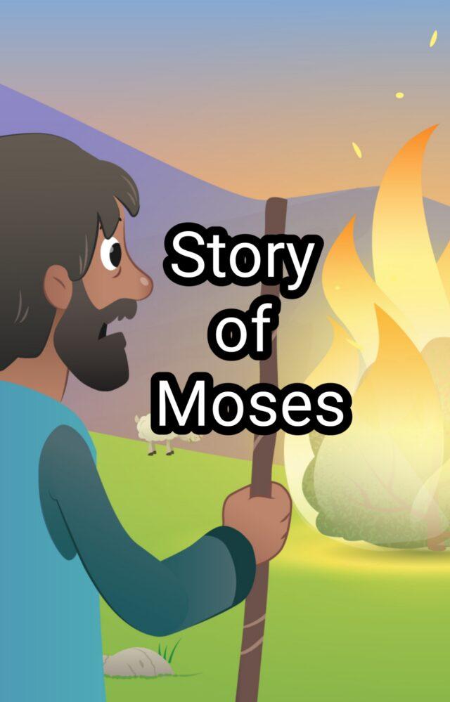 Moses Bible Story in Hindi