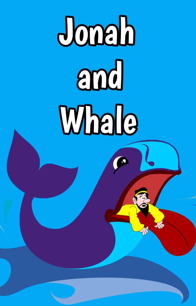Jonah and Whale Bible Story in Hindi