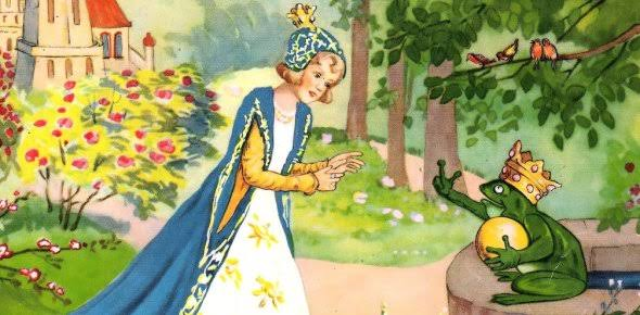 The Frog Prince Story In Hindi With Moral